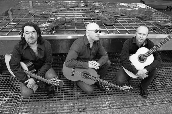 MG3 - Trio de guitares de Montréal Crédits Annie Doyle