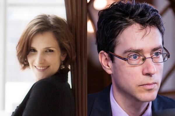 Philippe Bournival et Valérie Milot