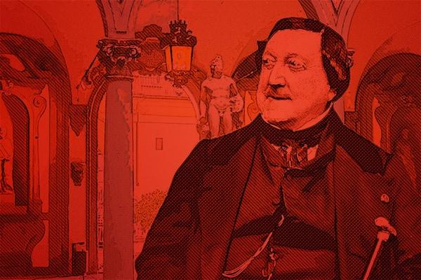 célébration de Rossini