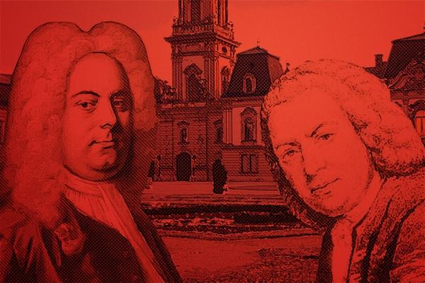 Bach et Haendel