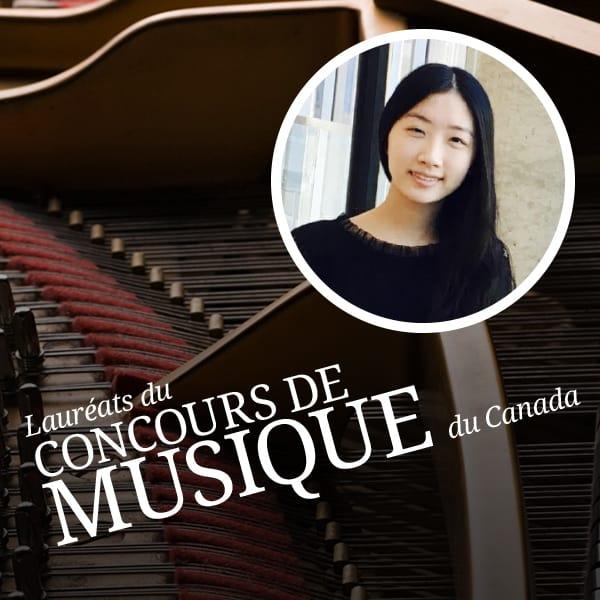 Christine Pan, pianiste