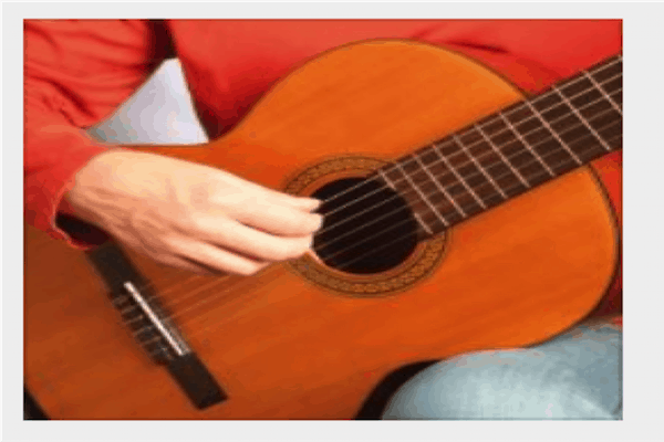 relève guitare