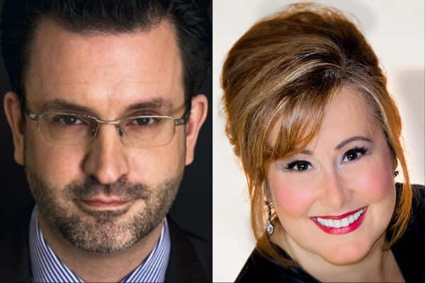 Olivier Godin (piano) et Aline Kutan (Soprano)