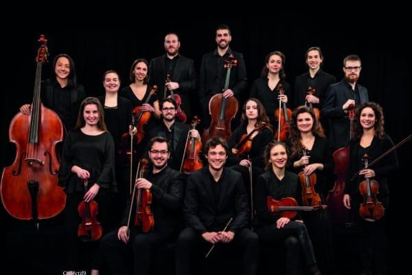 Orchestre Agora et Nicolas Elis