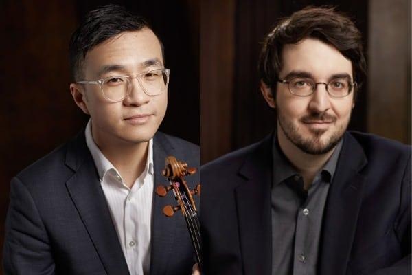 Charles Richard-Hamelin & Andrew Wan