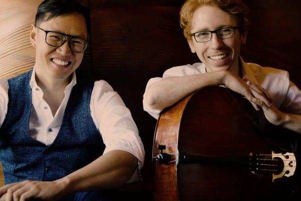 Philip Chiu et Cameron Crozman